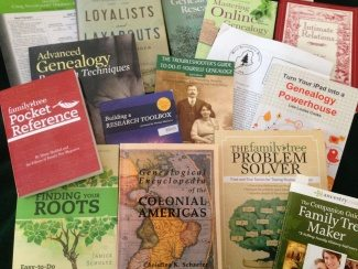 Genealogy Books available