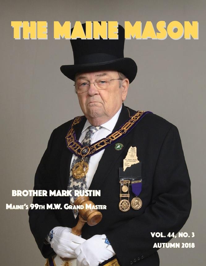 Autumn 2018 Maine Mason