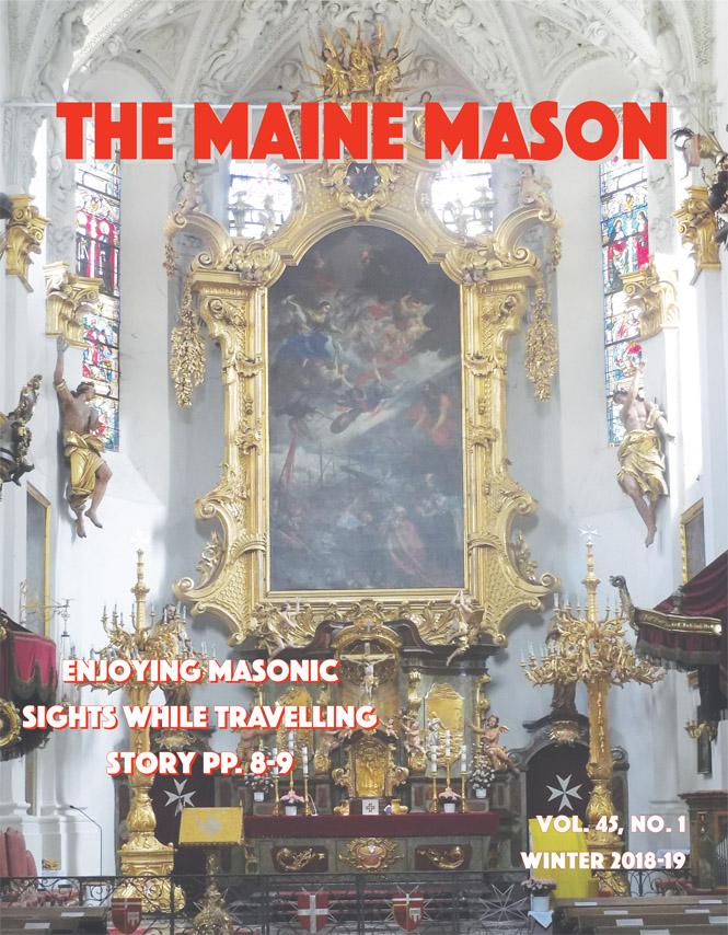 Winter 2019 Maine Mason
