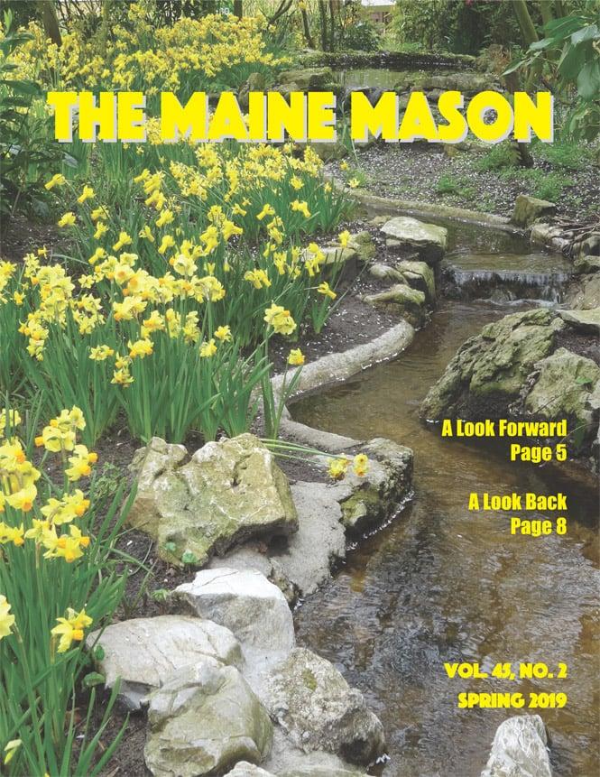 Spring 2019 Maine Mason