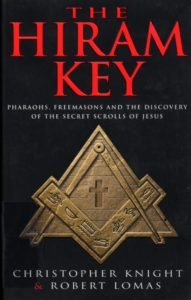 The Hiram Key Book by Christopher Knight and Robert Lomas